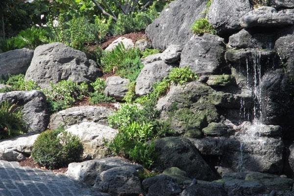 پوکه آبنمای سنگی و کاربرد آن